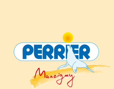 Perrier - Actualisation du logotype